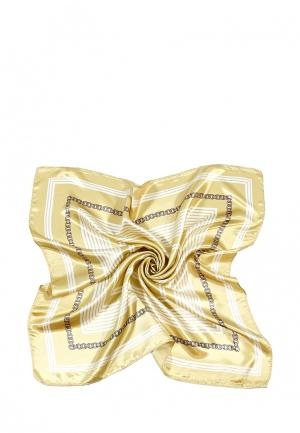 Платок VIP Collection. Цвет: желтый
