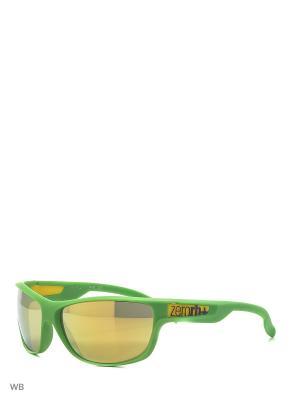 Солнцезащитные очки RH 826S 03 Zerorh. Цвет: зеленый