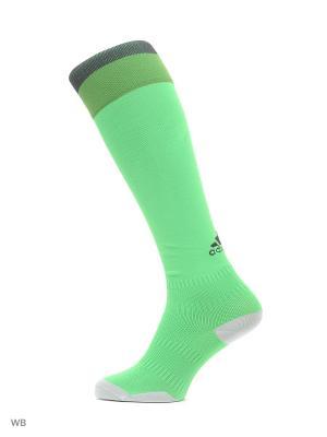 Гетры муж. GK SO P  SOLLIM/RAWLIM/BLACK Adidas. Цвет: зеленый