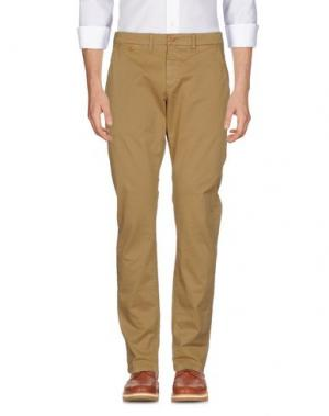 Повседневные брюки STAFF JEANS & CO.. Цвет: песочный