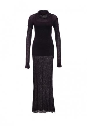Платье Uona. Цвет: фиолетовый