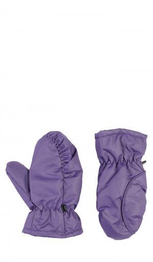 Варежки 49 ТВОЕ. Цвет: фиолетовый