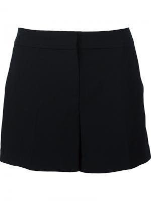 Классические шорты Trina Turk. Цвет: чёрный