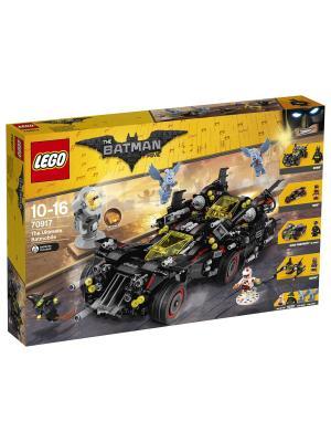 Batman Movie Крутой Бэтмобиль 70917 LEGO. Цвет: синий