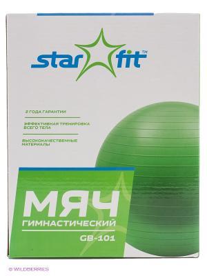 Мяч гимнастический STAR FIT starfit. Цвет: зеленый