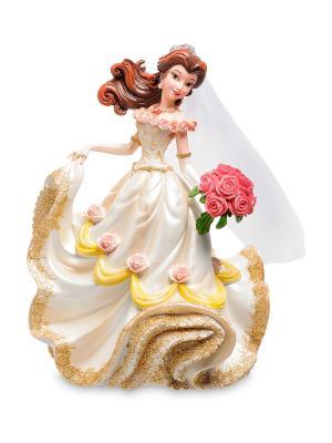 Фигурка Принцесса Белль в свадебном платье Disney Showcase. Цвет: красный, зеленый, синий