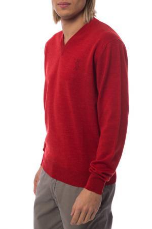 Пуловер Billionaire. Цвет: красный