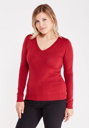 Пуловер Vis-a-Vis. Цвет: красный