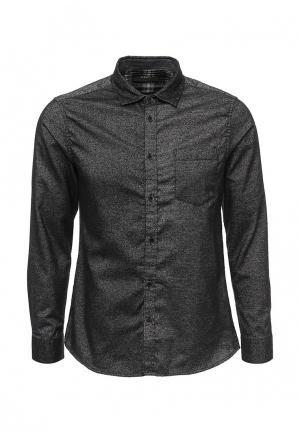 Рубашка Y.Two. Цвет: черный