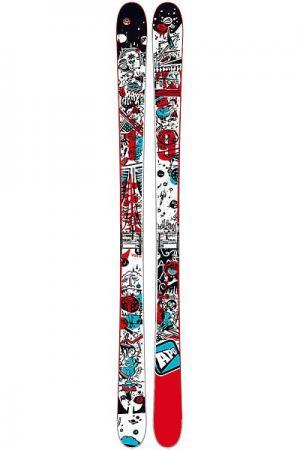 Горные лыжи  Starsky 167 Multi Apo. Цвет: мультиколор