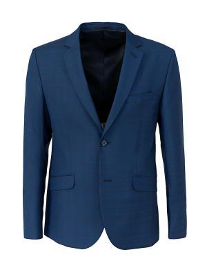 Пиджак STENSER. Цвет: синий