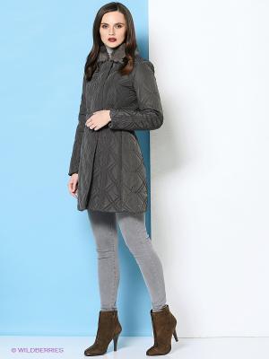 Куртка Trussardi. Цвет: серебристый
