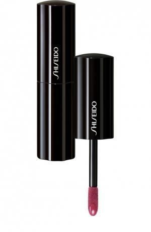 Помада-блеск Lacquer Rouge RD529 Shiseido. Цвет: бесцветный