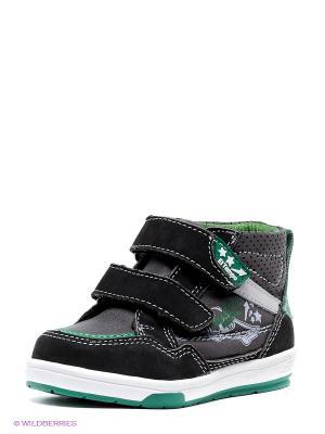 Ботинки на байке El Tempo. Цвет: темно-серый
