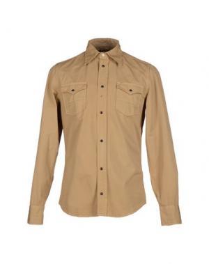 Pубашка MELTIN POT. Цвет: хаки