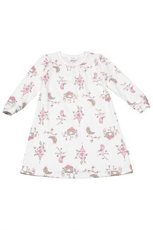 Ночная сорочка Joha. Цвет: розовый