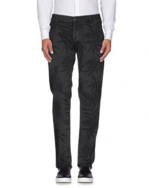 Повседневные брюки MACCHIA J. Цвет: свинцово-серый