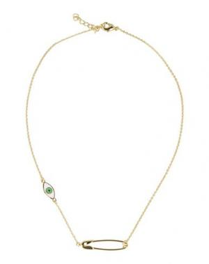 Ожерелье EYLAND. Цвет: золотистый