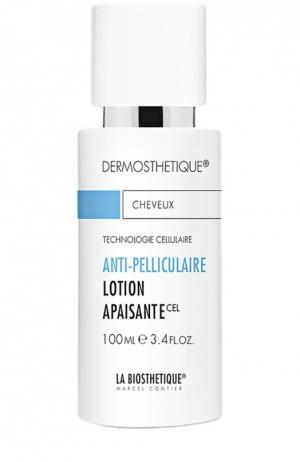 Лосьон против перхоти Dermosthetique La Biosthetique. Цвет: бесцветный