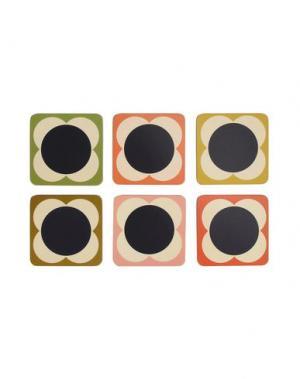 Предмет сервировки стола ORLA KIELY. Цвет: зеленый