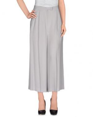 Повседневные брюки PINKO UNIQUENESS. Цвет: белый