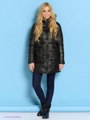 Куртка Mystic. Цвет: черный