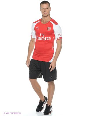 Футболка AFC Authentic Home Shirt Puma. Цвет: красный