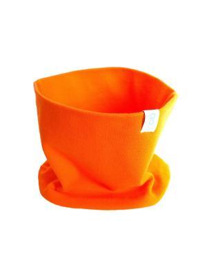 Снуд Logro-kids. Цвет: оранжевый