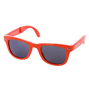 Очки True Spin Folding Sunglasses Orange TrueSpin. Цвет: оранжевый
