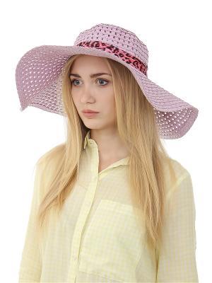Шляпа Gusachi. Цвет: фиолетовый, розовый, черный