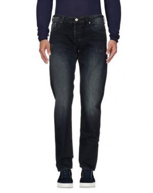 Джинсовые брюки BRIAN DALES & LTB. Цвет: синий