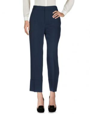 Повседневные брюки CEDRIC CHARLIER. Цвет: темно-синий