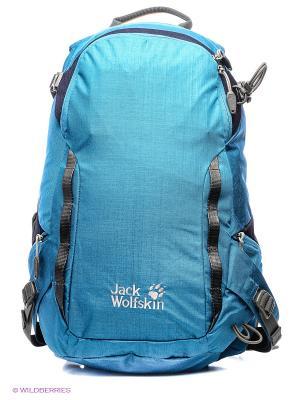 Рюкзак ROCKSON 24 PACK Jack Wolfskin. Цвет: голубой