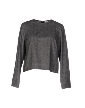 Блузка HARMONY Paris. Цвет: серый