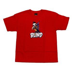 Футболка детская  Dragon Red Blind. Цвет: красный