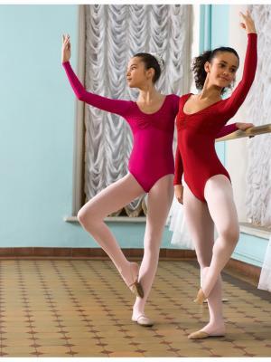 Колготки Arina Ballerina. Цвет: белый