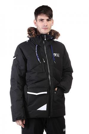 Куртка  Guide Black Picture Organic. Цвет: черный