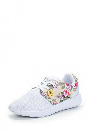 Кроссовки WS Shoes. Цвет: белый