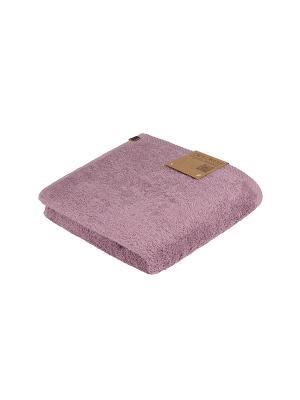Полотенце махровое Diplomat SPAOLLO. Цвет: сиреневый