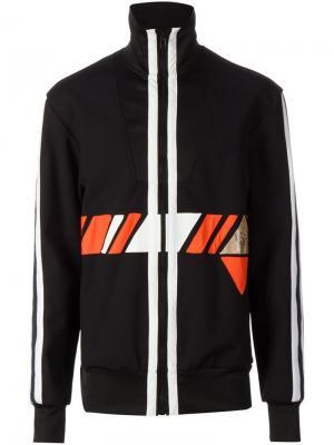 Куртка на молнии Devon Halfnight Leflufy. Цвет: чёрный