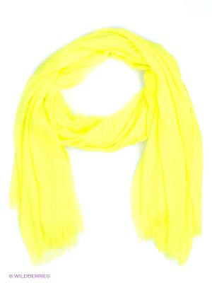 Палантин Eleganzza. Цвет: желтый