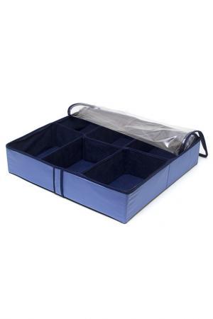 Органайзер для обуви HOMSU. Цвет: синий