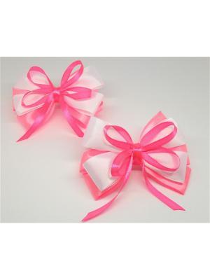 Банты Мальвинка ТД Трастеро. Цвет: розовый