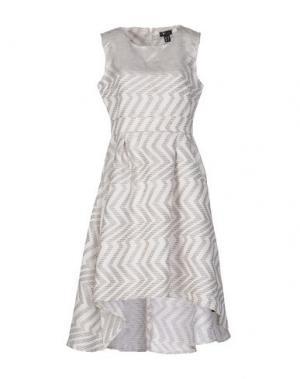 Короткое платье CUTIE. Цвет: слоновая кость