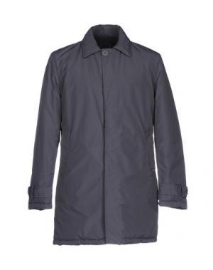 Куртка NAVIGARE. Цвет: свинцово-серый