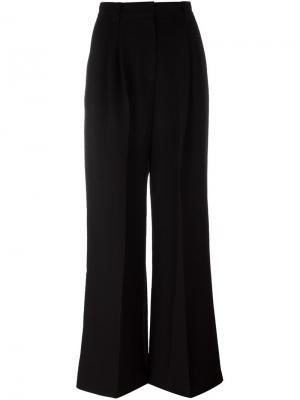 Широкие брюки Marc Jacobs. Цвет: чёрный