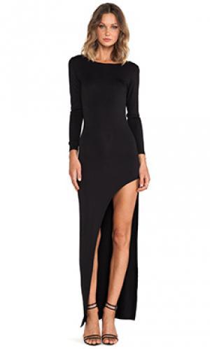 Платье lasting impressions Lovers + Friends. Цвет: черный