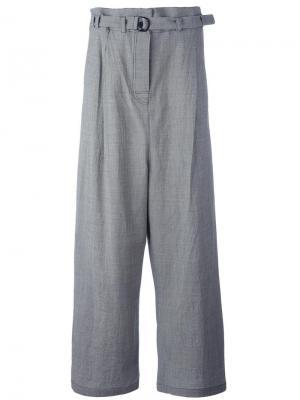 Широкие брюки Penny Christian Wijnants. Цвет: чёрный