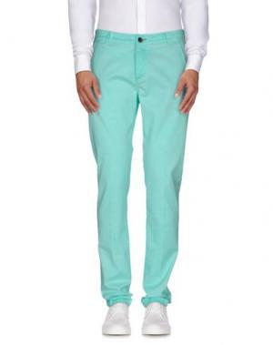Повседневные брюки CAMOUFLAGE AR AND J.. Цвет: светло-зеленый