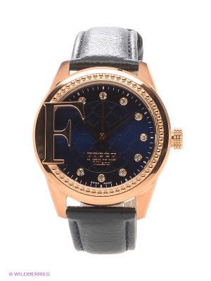 Часы Ferre Milano. Цвет: темно-синий